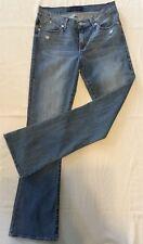 ROCK & REPUBLIC medium wash Bootcut Women's Jeans Size 10M studded back pocket
