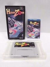 HYPER ZONE -- Boxed. Super famicom, SNES. Japan game. Work fully. 12000
