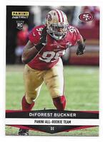 2016 Panini Instant NFL All-Rookie Team DeForest Buckner Rookie Card - 1 of 335