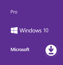 Windows 10 Pro Edition Download - Full Version/Upgrade (x86/x64 Retail License)