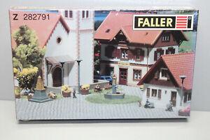 FALLER 282791 Building Kit Village Decoration Gauge Z Original Packaging