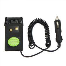 Car charger Battery Eliminator Adaptor For Wouxun Radio KG-UVD1P KG-UV6D