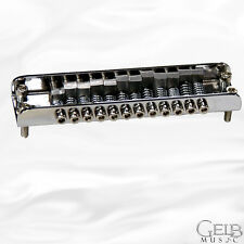 Rickenbacker Bridge Assembly for 12 String Guitar - 00821