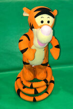 Disney Turbo Tail Tigger Bouncing Talking Singing Fisher Price J2585 2005 Plush