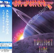 STRATOVARIUS TWILIGHT TIME CD MINI LP OBI Finnish power metal Timo Tolkki new