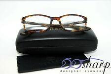 Versace Eyeglasses-Versace 3163 992 Striped Brown