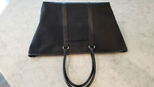 Authentic COACH BLACK CANVAS OVERNIGHT/CARRY ON BAG
