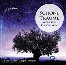 SCHÖNE TRÄUME-MUSIK ZUM EINSCHLAFEN - CHANG,SARAH/MORK,TRULS/...  CD NEUF