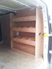 Transit Custom SWB Van Racking Plywood Tool Storage Rack Ply Shelving Unit