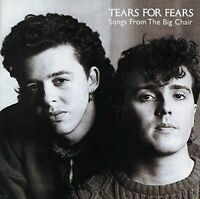 Tears For Fears - Songs From The Big Chair [CD]