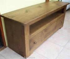 Handmade Pine TV Stands
