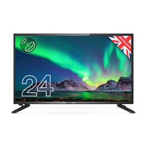"""Cello C2420FS 24"""" Inch HD Ready LED TV with Freeview HD and Built-in DVD Player"""