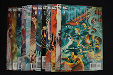 Justice Comic Books Lot Set 1 2 3 4 5 6 7 8 9 10 11 12 NM League America