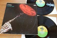 CAMEL A Live Record 2LP Nova 6.28453 Prog Rock Canterbury