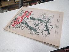 REVUE LORRAINE ILLUSTREE 2 ème année N° 3 juillet 1907 LECOURTIER *