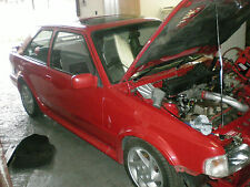 FORD ESCORT MK 3 / 4 RS TURBO XR3I CABRIOLET RS 1600I WHEEL BOLT X1
