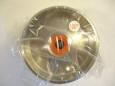 "Lapidary Diamond Grinding Wheel 4"" x 1 ½"", GWS4-100 Grit, New."