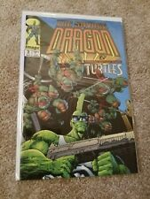 The Savage Dragon vs. TMNT #2 - Image Comic Books
