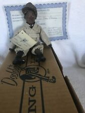 """Daddy'S Long Legs Doll """"Timothy� Dll 93B Limited Edition New In Box - Coa Signed"""