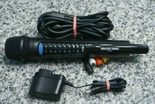 Magic Sing ET9K Spanish Edition Karaoke Wired Microphone Plug & Play Tested FRSH