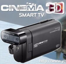 IC330 LG 3D Full HD WI-FI Camera ( The analogue DXG-5F9V 3D Camcorder 1080p )
