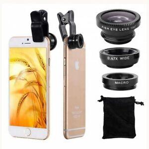 Handy Linse Smatphone Objektiv Handy Kamera Objektiv Set