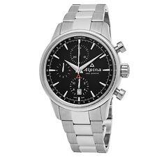 Alpina AL-750B4E6B  Swiss Automatic AL-750 Chronograph Watch
