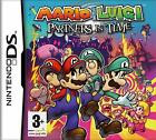 Mario & Luigi Partners in Time (Nintendo DS, 2006) Never used LIKE NEW