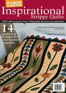 Inspirational Strippy Quilts - Patchwork & Quilting Book