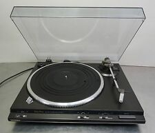 Vintage turntable record player direct drive Technics SL-DD33 - Plattenspieler
