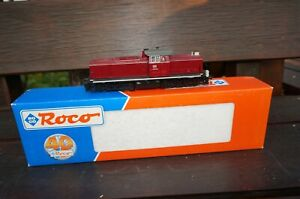RF37] H0 Roco 43666 Diesel Locomotive Br V 90 066 DB, Boxed