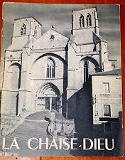 Régionalisme Haute-Loire LA CHAISE-DIEU