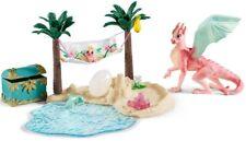 Schleich Dragon Island /& juego Bayala juguete animal mascota del Tesoro Fantasía Delfín