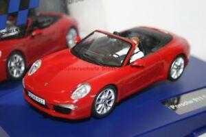 Carrera Digital 132 30772 Porsche 911 Carrera S Cabriolet Rouge