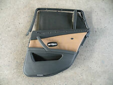 BMW 5er E61 LCI Türverkleidung Leder Dakota/naturbraun hinten rechts