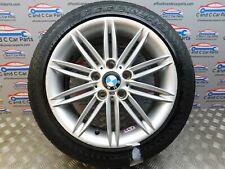 "BMW 1 Series 17"" Rear Alloy Style 207 7.5J Accelera Tyre 5mm E81 E87 8036938 135"