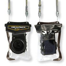 DiCAPac WP-570 Waterproof case For RX100 LX7 P5000 SX240HS D-LUX6 GRD4 XZ-1