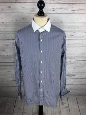 RALPH LAUREN Shirt - 17 - Striped - Great Condition - Men's