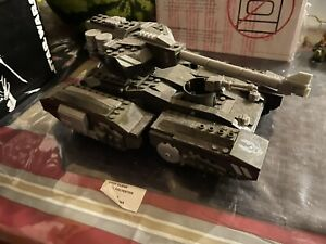 Halo mega construx scorpion tank (Halo 5) 99% complete except figures