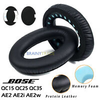 Replacement Ear Pads Cushion for Bose QuietComfort QC15 QC25 QC35 Headphones