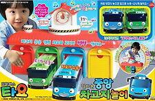 "The Little Bus TAYO ""Main Garage play set"" Talking & Sound Toy Korea animation"