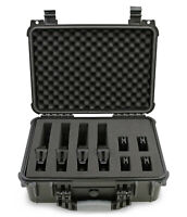 "CM 16"" 4 Multiple Pistol Case for 4 Handguns and Accessories - Case Only"