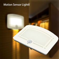 10 LED Wireless Light-operated Motion Sensor Battery Power Sconce Wall Lights