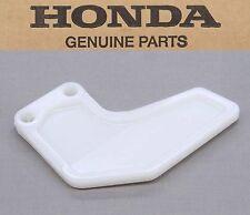 New Genuine Honda Rear Chain Guard Guide 85-13 XR80 XR100 CRF80 CRF100 OEM #T34