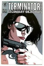 """THE TERMINATOR- SECONDARY OBJECTIVES"" Issue #3 (Sept, 1991) (Dark Horse Comic)"