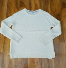 BODEN LADIES GORGEOUS SONIA SWEATER  Ivory WV119  SIZE M. Excellent condition