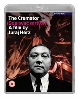 THE CREMATOR [Blu-ray] (1968) Juraj Herz Film Rare Czech Movie HD Re-Mastered