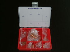 290 piece Metric Copper Washer Kit M3-M12