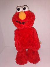 "2005 Mattel Fisher Price Sesame Street T.M.x. Tickle Me Elmo Plush 15"" Tall"