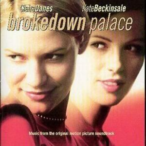 Soundtrack : Brokedown Palace: Music from the Motion Picture Soundtrack CD